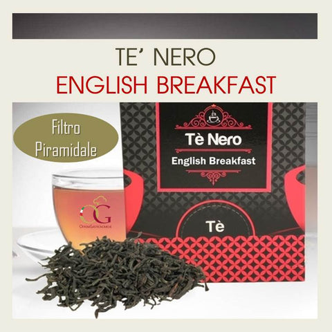 Tè Nero English Breakfast - officinegastronomiche