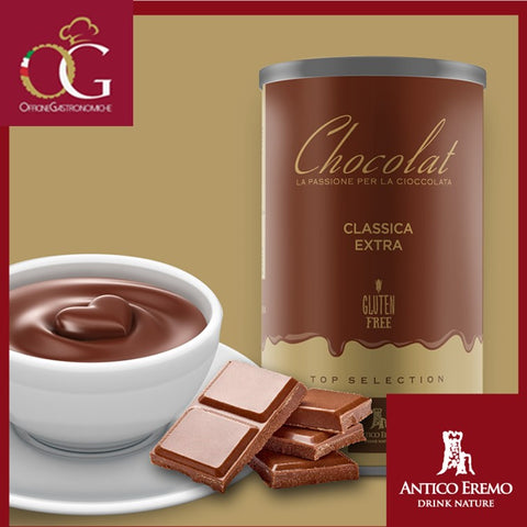 Cioccolata Classica Top Selection | Box da 8 Barattoli da 750 gr - officinegastronomiche