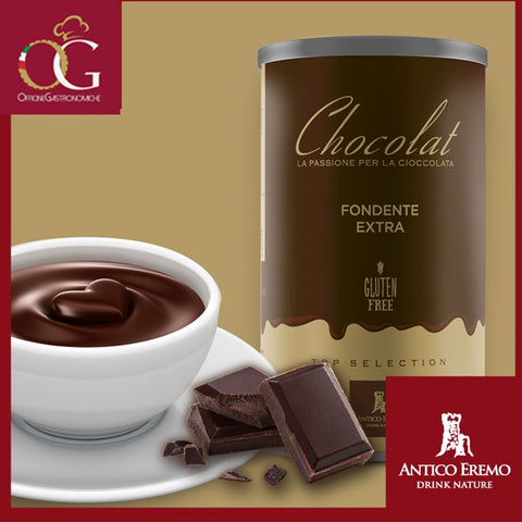 Cioccolato Fondente Top Selection | in Barattoli da 750 gr - officinegastronomiche