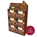 Espositore Cioccolata Calda Monodose Royal - officinegastronomiche