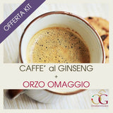 KIT | Ginseng per Bar + Orzo OMAGGIO - officinegastronomiche