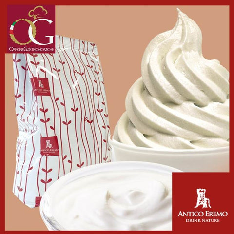 Preparato per Gelato Professionale | Soft allo Yogurt - officinegastronomiche