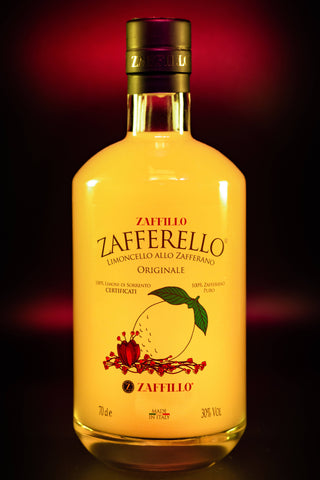 ZAFFERELLO, LIMONCELLO ALLO ZAFFERANO 70CL