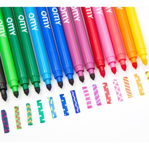 FELT PENS MAGIC BY OMY