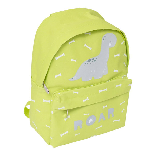 Back To School Mini Backpack | BRONTOSAURUS