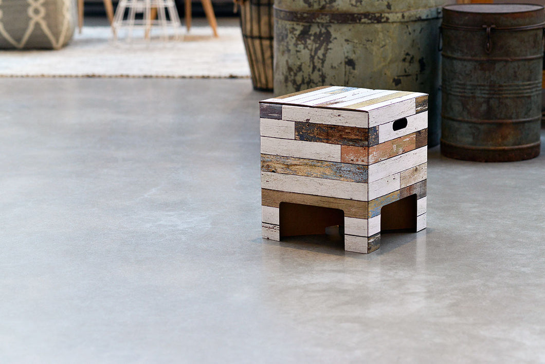 BEACHWOOD STOOL BY DUTCH DESIGN BRAND