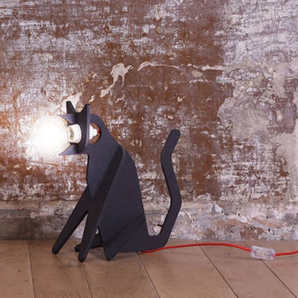 BLACK GET OUT CAT BY ENO STUDIO