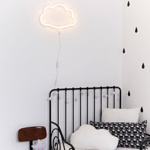 NEON STYLE LAMP | YELLOW CLOUD