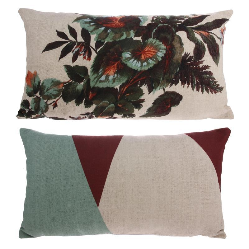 PRINTED CUSHION KYOTO BY HK LIVING