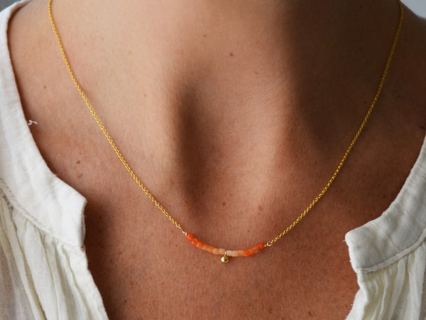 CORAL MARE Necklace
