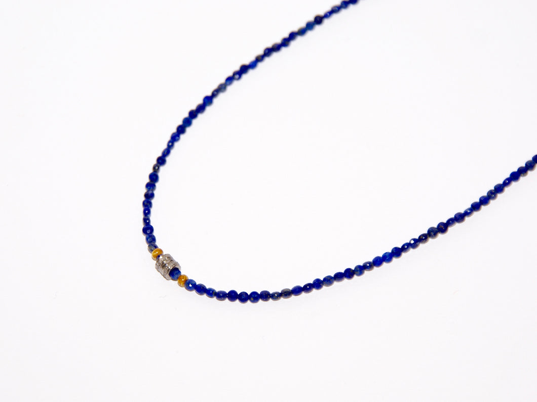 BLUE TIBET Necklace