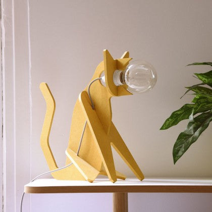 YELLOW GET OUT CAT BY ENO STUDIO