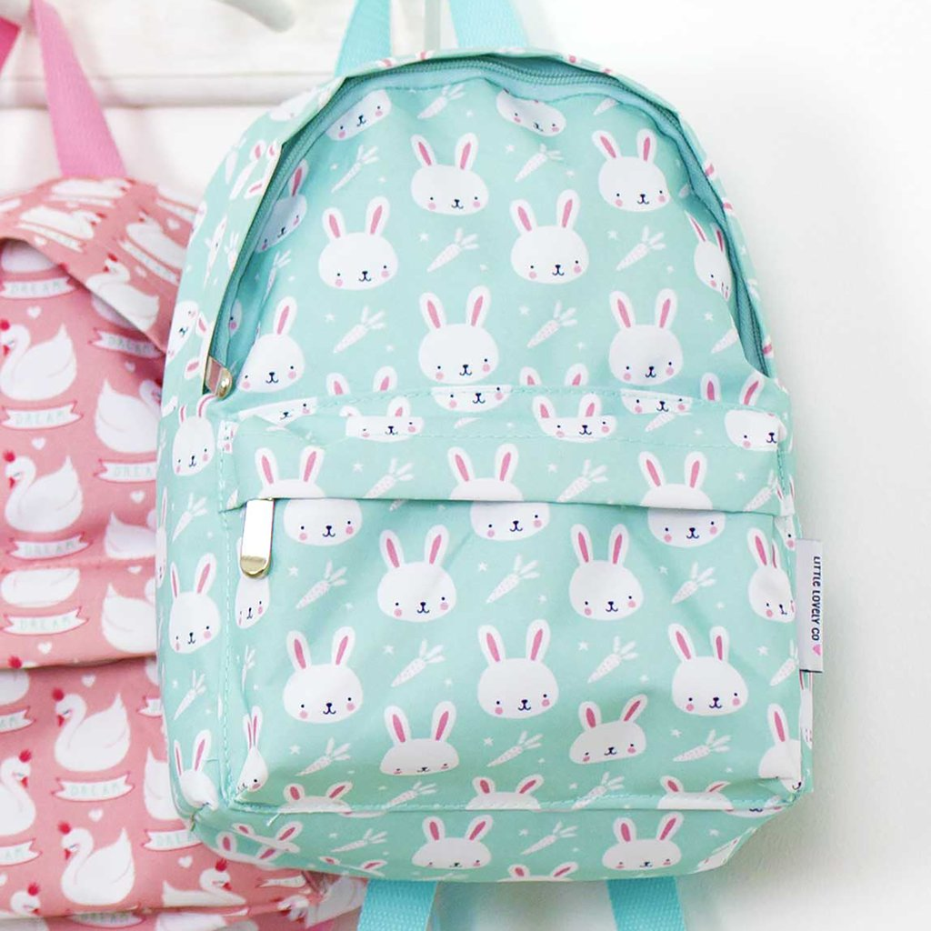 Back To School Mini Backpack | RABBITS