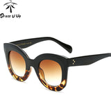 Big Frame Sunglasses Women Brand Designer - The Accessorie Hub