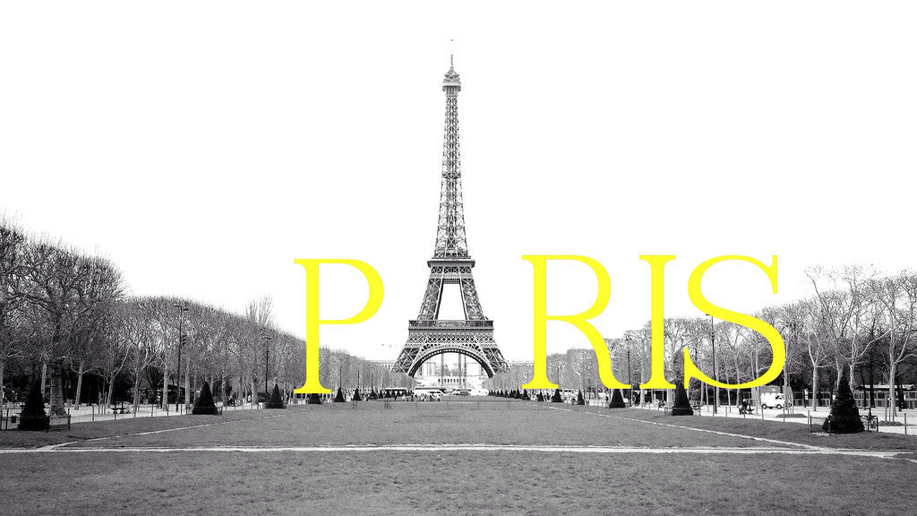Say yes to new adventures, especially when it's Paris