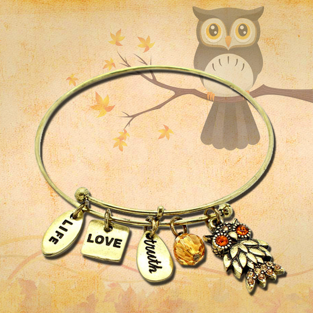 Owl Jewelry- A Wise Gift