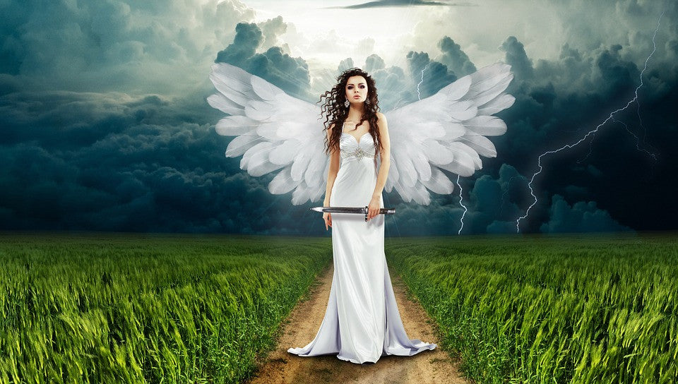 Your guardian angel will guide and protect you in everything you do