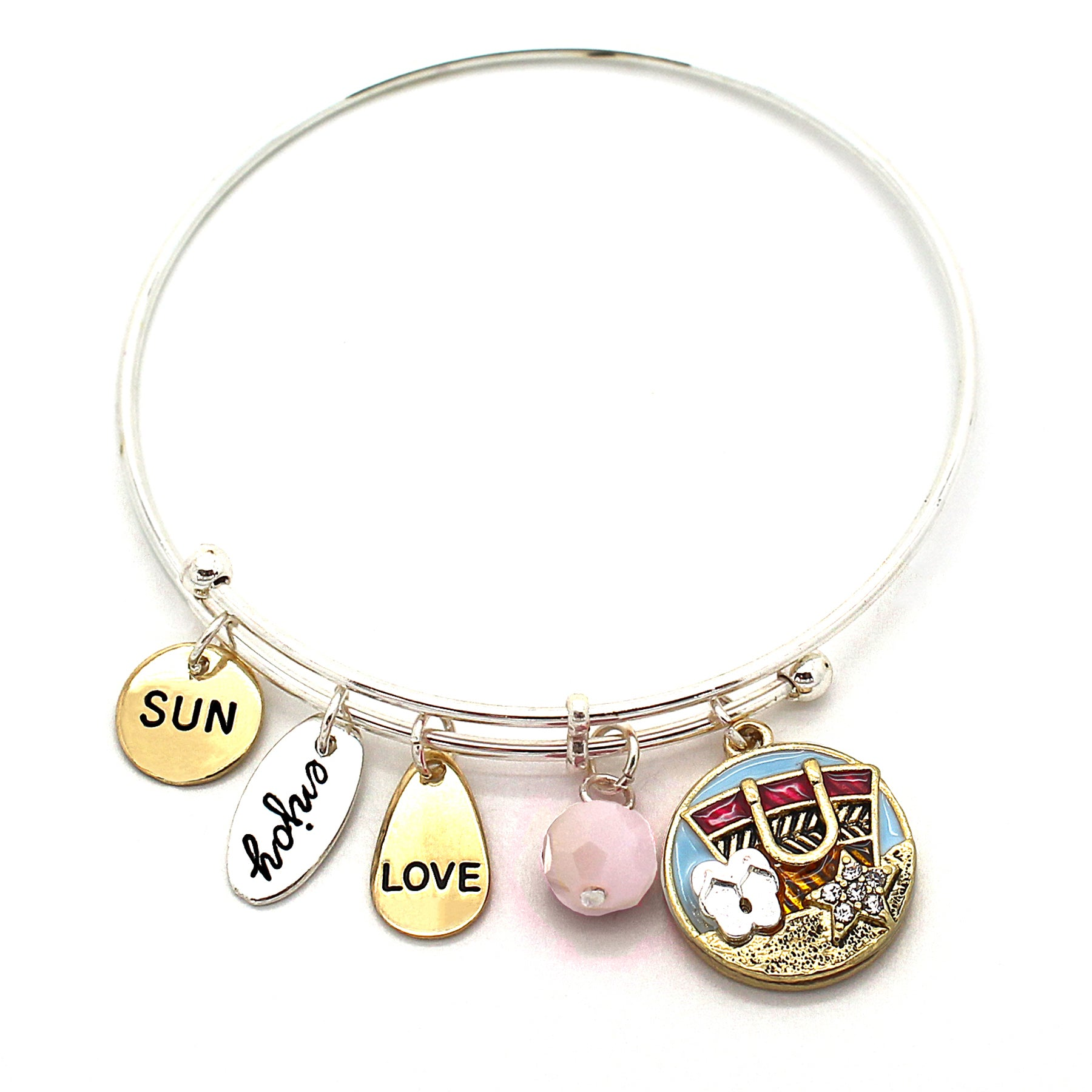 and bangle sweet beach bracelet salt at blossom sea gifts sand