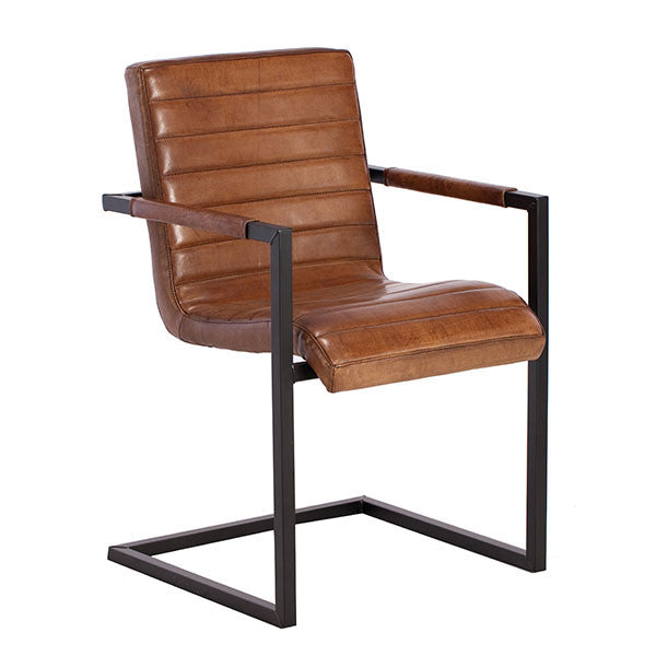 Melvin Leather Chair