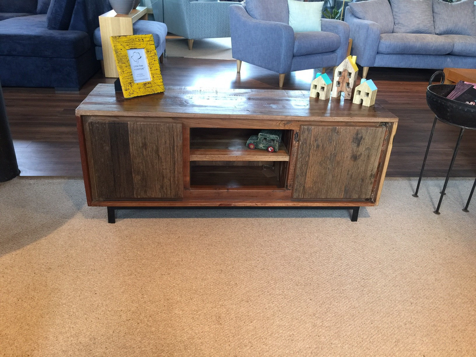 Ashburnham Sleeper Coffee Table WOODSTOCK Interiors