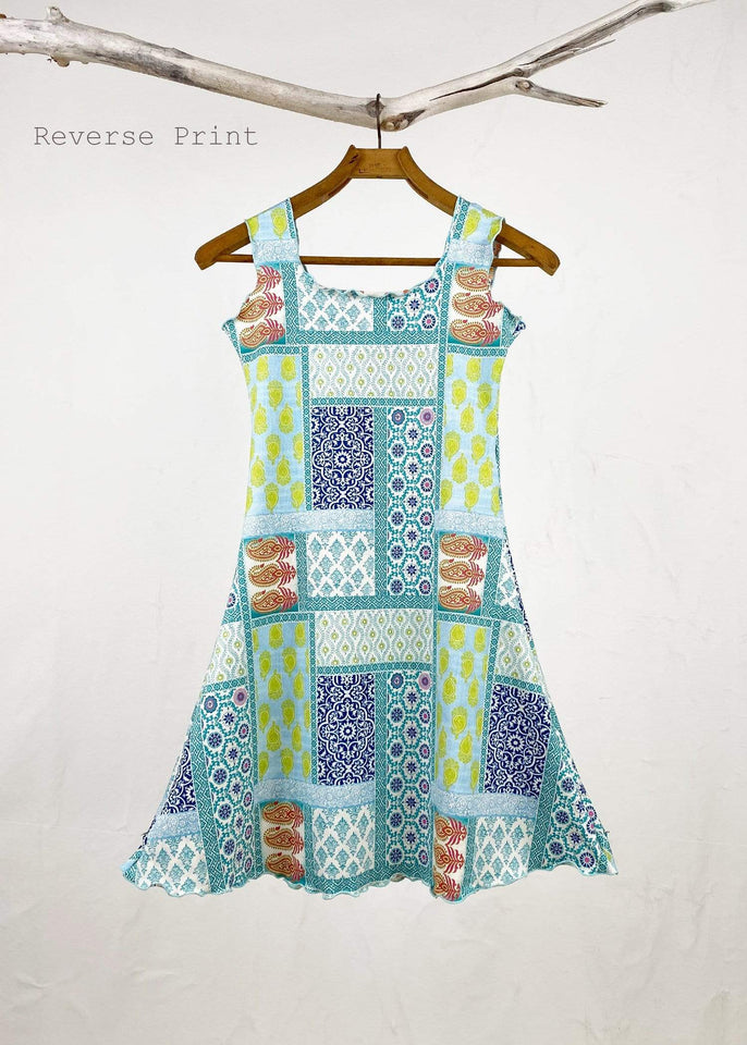 Haystacks Dress Kashmir Switchstacks Reversible Little Dress