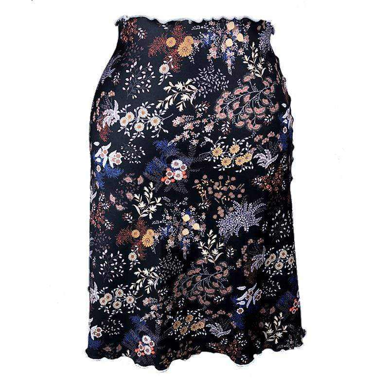 Haystacks skirt Smokey Hollow Switchstacks Reversible Bias Skirt