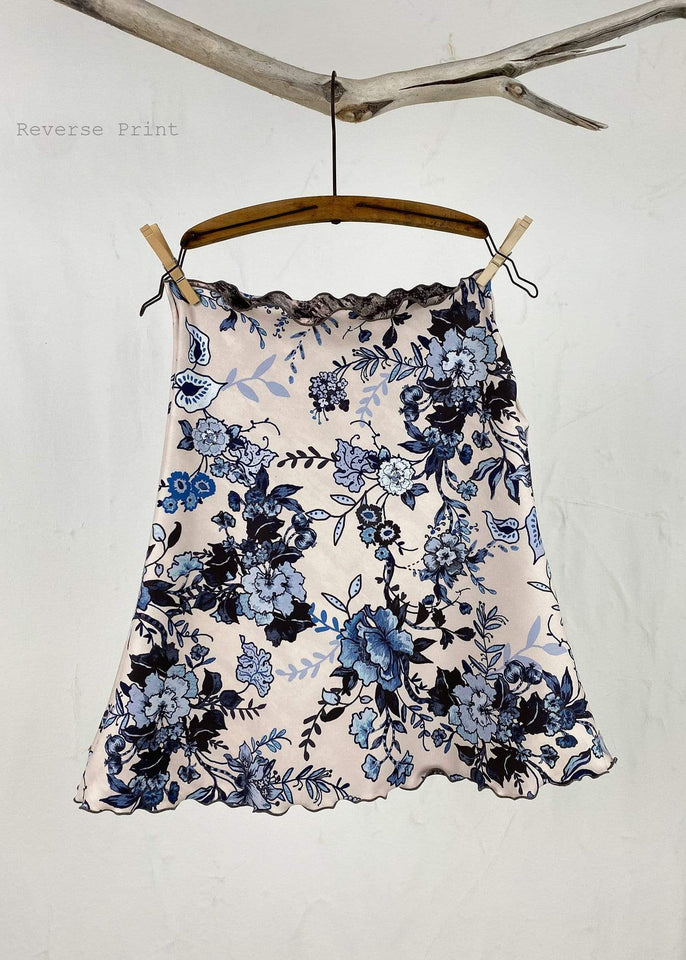 Haystacks Switchstacks Meadow Switchstacks Reversible Bias Skirt