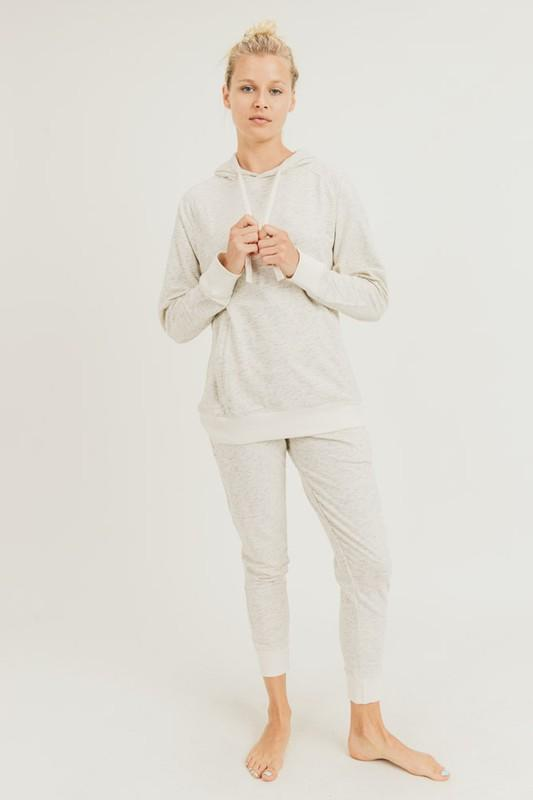 Mono B. pant Malange Terry Knit Sweatpants