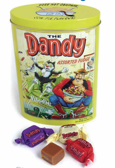The Dandy Assorted Fudge