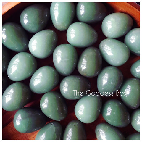 Green Aventurine: Medium/Large