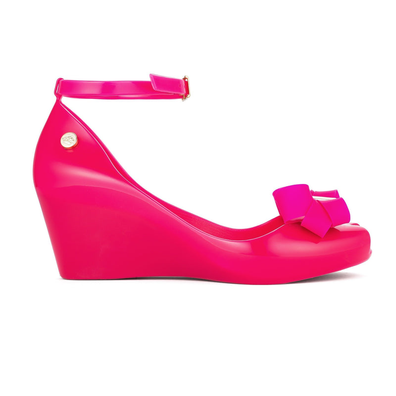 Stylish Jelly Shoes - Wedges Jelly Shoes | Bubblegum Shoes