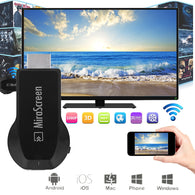 Miracast TV Dongle HDMI Receiver Mini Android TV Stick Full HD