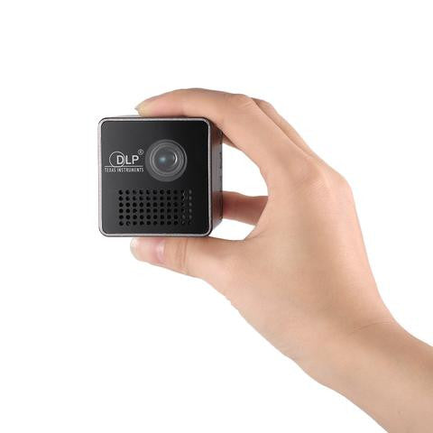 Gogo micro dlp projector portable wireless connection for Micro portable projector