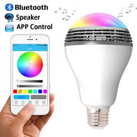 GOGO PLAYBULB™ SMART LED BULB LIGHT WIRELESS BLUETOOTH SPEAKER