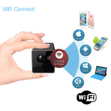 GOGO MICRO DLP Projector Portable Wireless Connection
