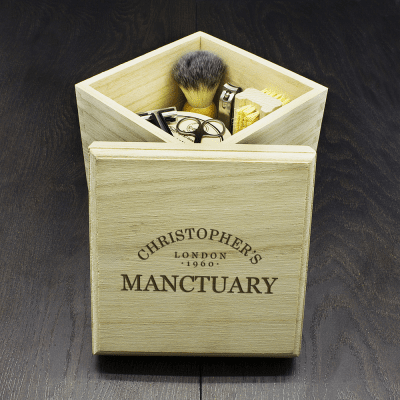 Manctuary Cube Box