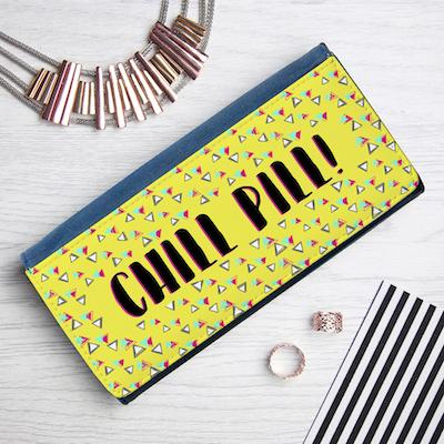 Personalised Back To The 80s Ladies Wallet - AzanatekSaver