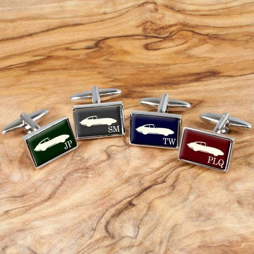 Personalised Executive Car Cufflinks