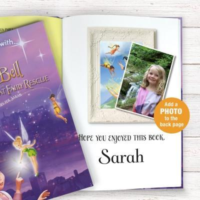 Disney Fairies - Hardback or Softback - AzanatekSaver