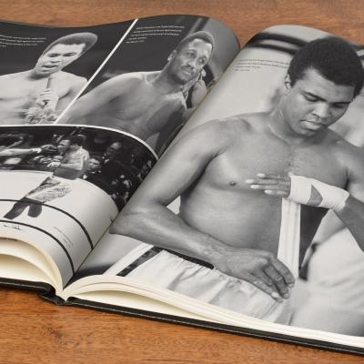 Muhammad Ali Pictorial Edition Newspaper Book - AzanatekSaver