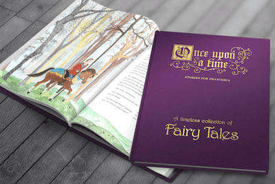 Once Upon a Time: A Timeless Collection of Fairy Tales - AzanatekSaver