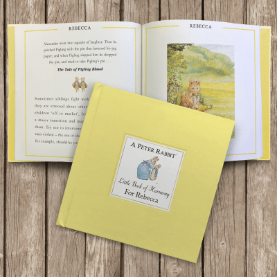 The Peter Rabbit Little Book of Harmony - AzanatekSaver