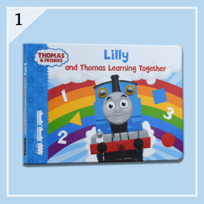 Thomas Tank Gift Box-set
