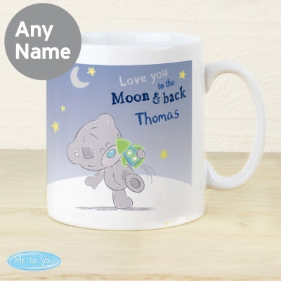 Tiny Tatty Teddy To the Moon & Back Mug - AzanatekSaver