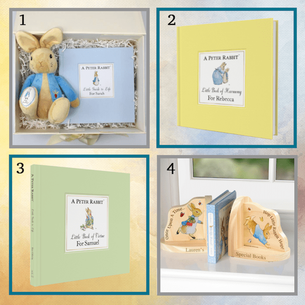 Peter Rabbit Gift Box-Set - AzanatekSaver