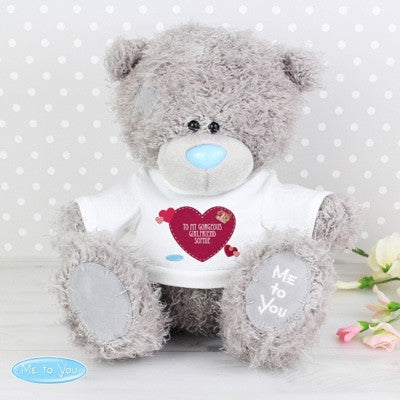 Me To You Teddy with Heart Tee - AzanatekSaver