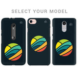 Abstract Circle Phone Cover