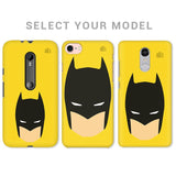 Angry Masked Superhero Phone Cover