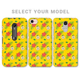 Apples Flowers Phone Cover