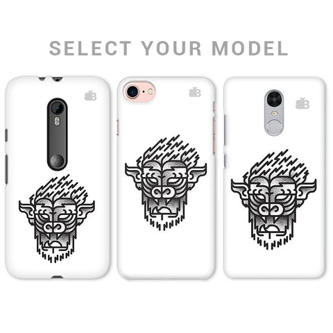 Arty Lion Phone Cover